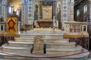 San Bartolomeo (Isola Tiberina) - interiér II