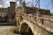 Ponte Fabricio (Isola Tiberina)