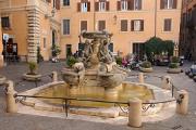 Piazza Mattei - Fontana della Tartarughe