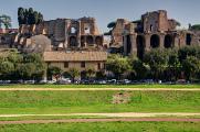Circo Massimo a Monte Palatino