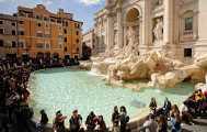 Fontana di Trevi I
