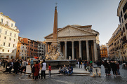 Piazza della Rotonda I