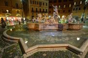 Piazza Navona - Fontana del Nettuno II