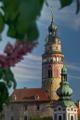 zámecká věž III