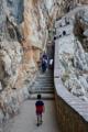 schody Escala del Cabirol