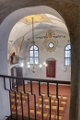 Zadní synagoga - interiér