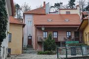 židovská čtvrť - hotel Joseph 1699