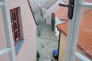 Jewish Quarter - V Mezírce Street