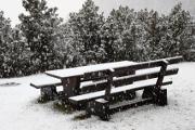 sněhová chumelenice I
