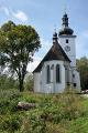 kostel Narození Panny Marie v Cetvinách