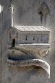 Duomo exteriér - detail výzdoby