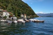 Argegno - jezerní nábřeží