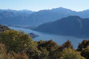 Pigra - vyhlídka na Lago di Como I