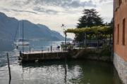 Bellagio - východní nábřeží