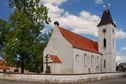gothic church Dubné