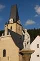 Saint Nicholas church, Rožmberk