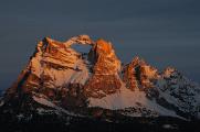 Monte Pelmo,Dolomity