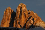 Tre Cime,Dolomity