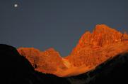 Croda Rossa,Dolomity
