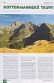 lidé&HORY č.5/2011,Alpy za rohem-Rottenmannské Taury