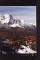 lidé&HORY č.6/2010, panorama Dolomit-Civetta, Monte Pelmo