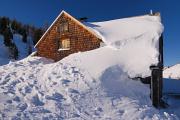 Liezenerhütte,Totes Gebirge