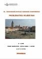 """Titelseite """"Die Problematik der Wundheilung"""", Budweis 8.4.2008"""