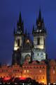 Praha,Týnský chrám