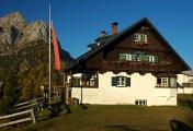Ostpreussenhütte,Hochkönig