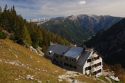 Priel-Schutzhaus,Totes Gebirge